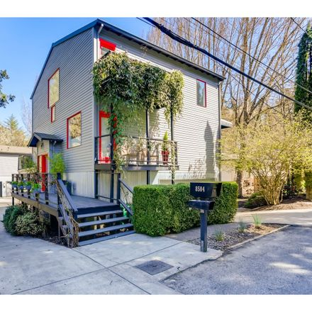 Rent this 5 bed house on 8504 Southwest 54th Avenue in Portland, OR 97219
