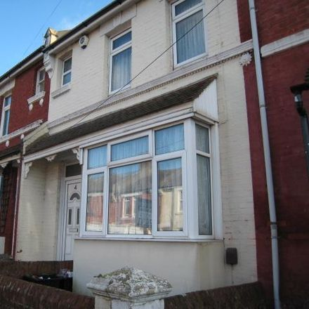 Rent this 3 bed house on Redvers Road in Brighton BN2 4BF, United Kingdom