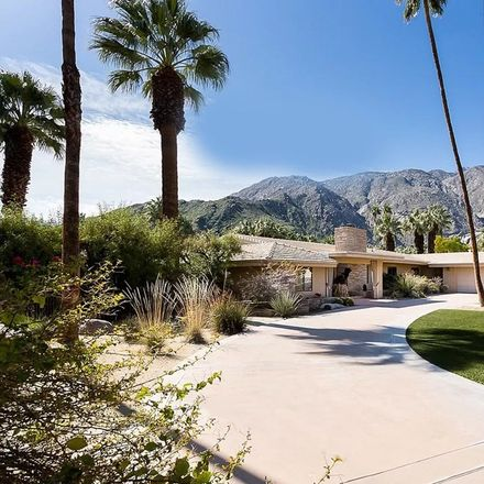 Rent this 5 bed house on Hermosa Pl in Palm Springs, CA