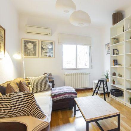 Rent this 1 bed apartment on Colegio Público Joaquín Dicenta in Calle de Vicente Camarón, 28001 Madrid