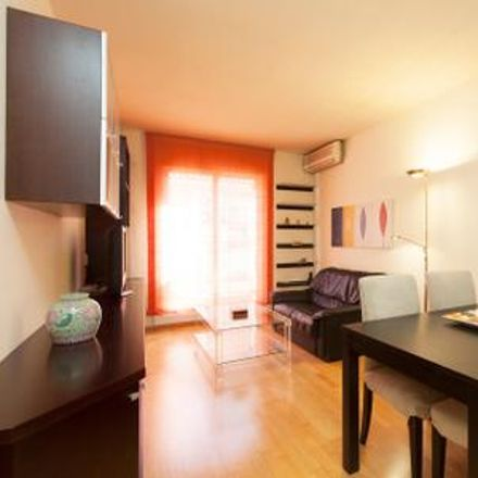 Rent this 1 bed apartment on Barcelona in el Baix Guinardó, CATALONIA