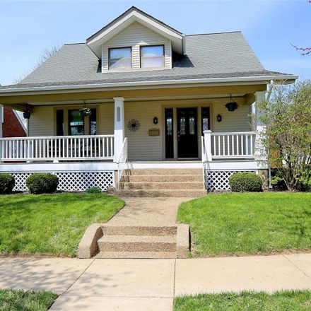 Rent this 3 bed house on 1137 Lindenwood Avenue in Saint Charles, MO 63301