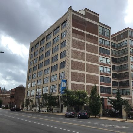 Rent this 2 bed loft on Emerson Electric Company Building in 2012-2020 Washington Avenue, St. Louis