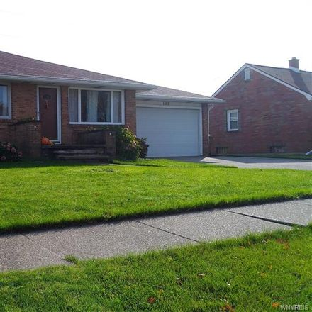 Rent this 2 bed house on 131 Cresthaven Drive in Cheektowaga, NY 14225