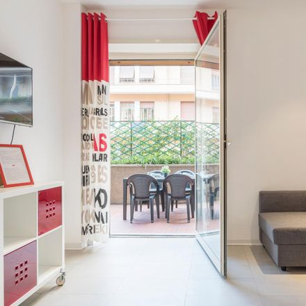 Rent this 2 bed apartment on EBS in Via Carlo Porta, 00153 Rome RM