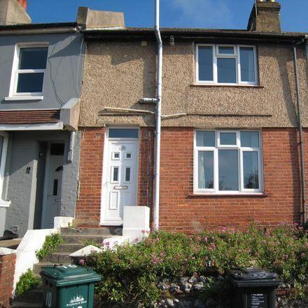 Rent this 3 bed house on Mafeking Road in Brighton BN2 4EL, United Kingdom