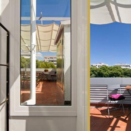 Rent this 3 bed apartment on Consum in Carrer de Lluís Companys, 8