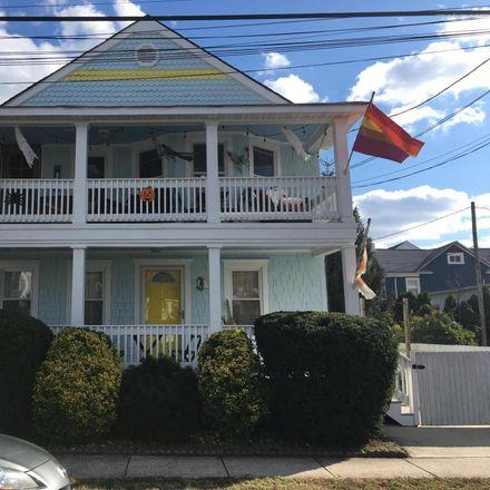 Rent this 2 bed duplex on 704 Hammond Avenue in Bradley Beach, NJ 07720