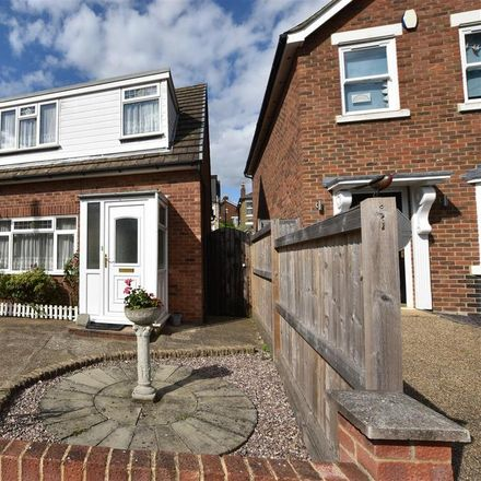 Rent this 3 bed house on Albany Street in Harbourland ME14 5AJ, United Kingdom