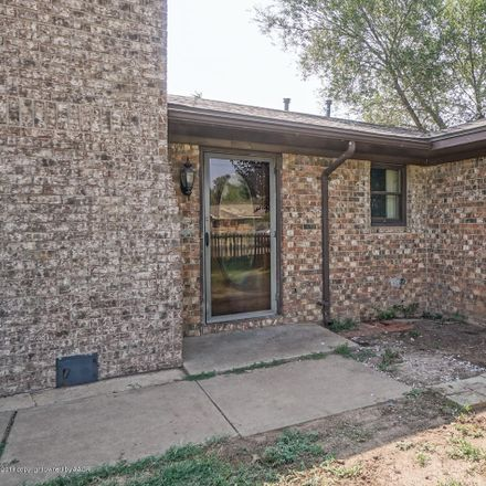Rent this 3 bed apartment on 3411 Teckla Boulevard in Amarillo, TX 79109