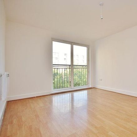 Rent this 1 bed apartment on Bailey House in Capulet Square, London E3 3NF