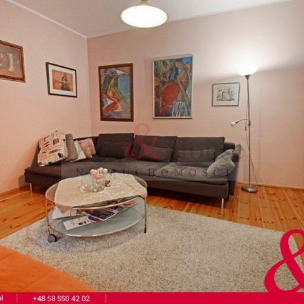 Rent this 3 bed apartment on Jana III Sobieskiego 35 in 81-781 Sopot, Poland