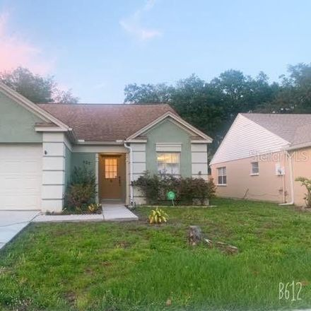 Rent this 2 bed house on 421 Chicago Woods Circle in Meadow Woods, FL 32824