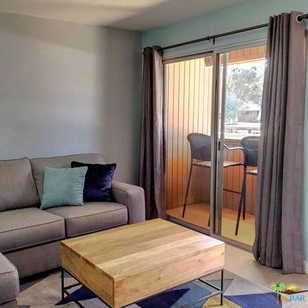 Rent this 1 bed condo on 575 North Villa Court in Palm Springs, CA 92262