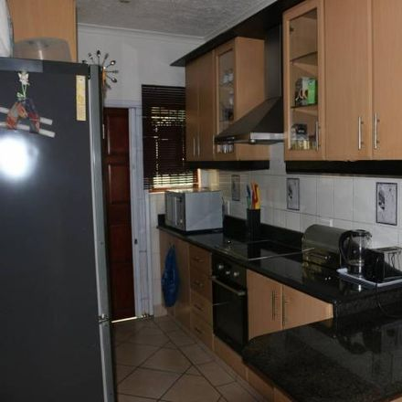 Rent this 3 bed townhouse on eThekwini Ward 63 in Queensburgh, 4093