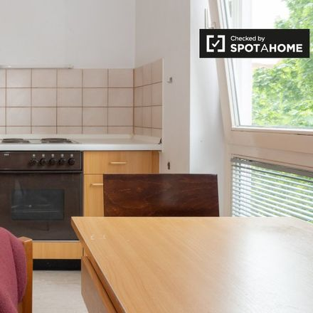 Rent this 1 bed apartment on Laubacher Straße 2 in 14197 Berlin, Germany