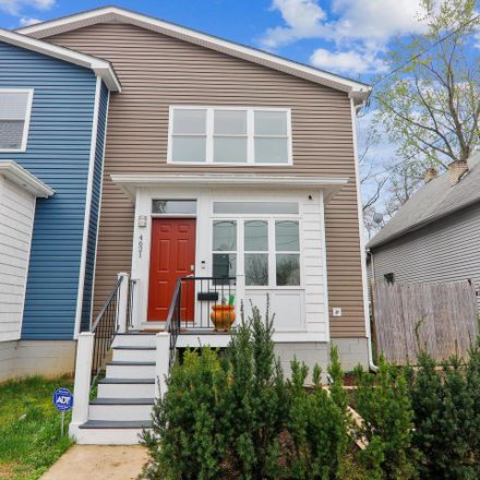 Rent this 3 bed house on 4621 Kane Place Northeast in Washington, DC 20019