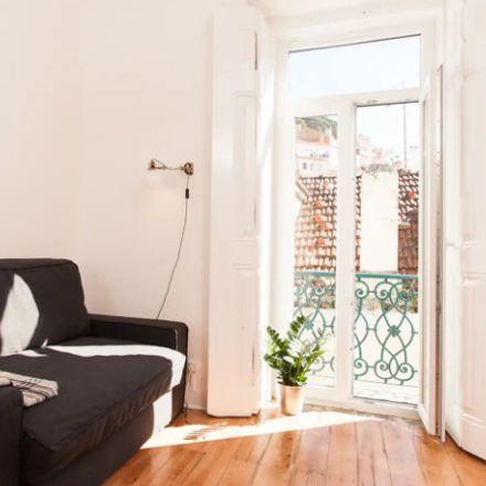 Rent this 2 bed apartment on Tv. Terreirinho in 1100 Lisboa, Portugal