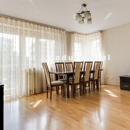 Rent this 4 bed apartment on Lewiatan in Kobierzyńska, 30-382 Krakow