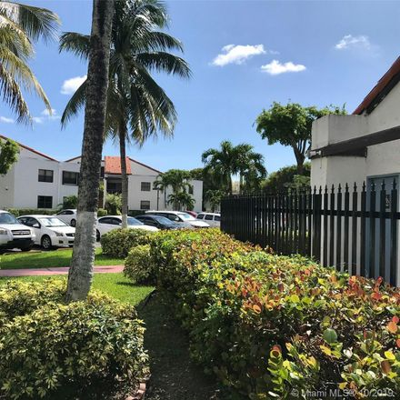 Rent this 2 bed condo on 9425 Fontainebleau Boulevard in Fountainbleau, FL 33172
