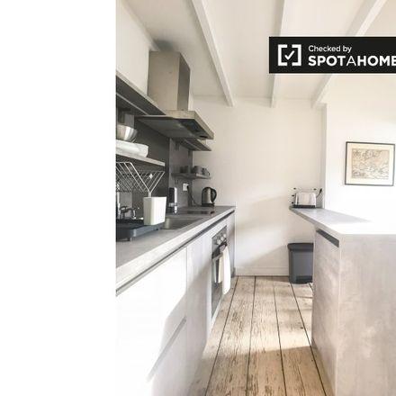 Rent this 1 bed apartment on Rue Saint-Josse - Sint-Jooststraat 9 in 1210 Saint-Josse-ten-Noode - Sint-Joost-ten-Node, Belgium