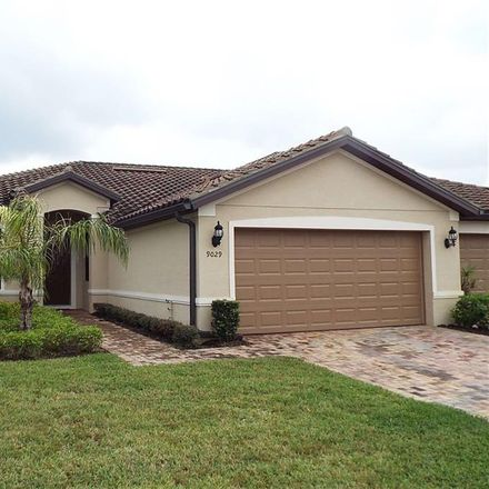 Rent this 2 bed townhouse on Triangle Palm Ln in Fort Myers, FL