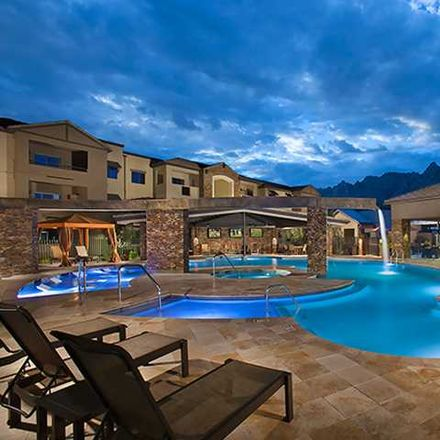Rent this 1 bed apartment on 10985 North Oracle Road in Oro Valley, AZ 85737