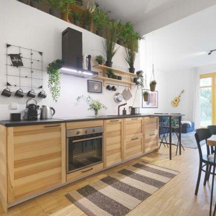 Rent this 3 bed apartment on Blue Avantgarde in Seelower Straße, 10439 Berlin