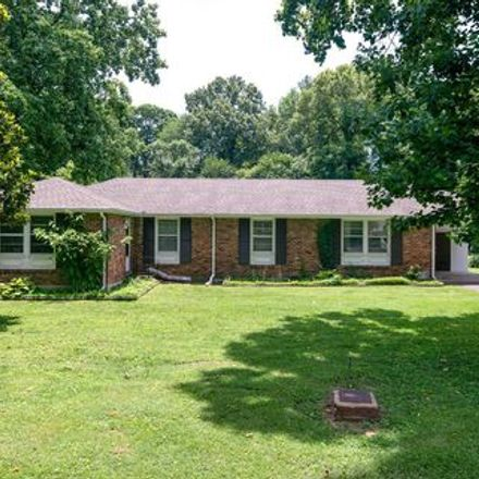 Rent this 2 bed apartment on 255 Blackman Road in Nashville-Davidson, TN 37211