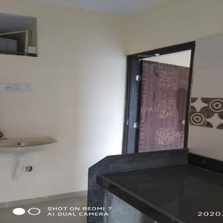 Rent this 1 bed apartment on unnamed road in Palghar, Juchandra - 401207