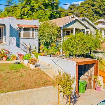 Rent this 2 bed house on 819 North Avenue 63 in Los Angeles, CA 90042