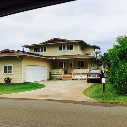 Rent this 1 bed townhouse on 310 Ka Hanahou Cir in Kaneohe, HI
