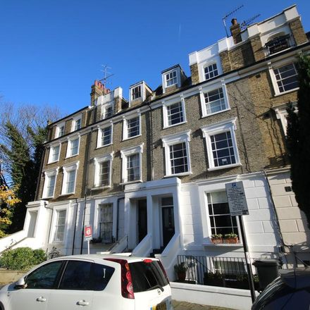 Rent this 4 bed apartment on 14 Harecourt Road in London N1 2LW, United Kingdom
