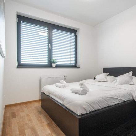 Rent this 1 bed apartment on Dělnická 313/14 in 170 00 Prague, Czech Republic