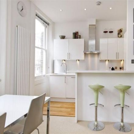 Rent this 1 bed apartment on 129 Randolph Avenue in London W9, United Kingdom