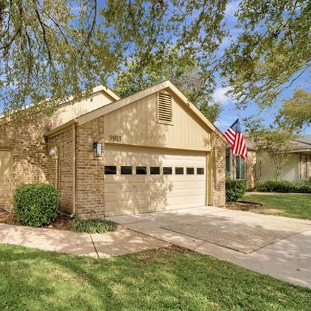 Rent this 3 bed house on 3913 Winter Park Lane in Addison, TX 75001