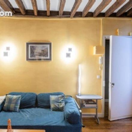 Rent this 1 bed apartment on 42 Rue Mazarine in 75006 Paris, France