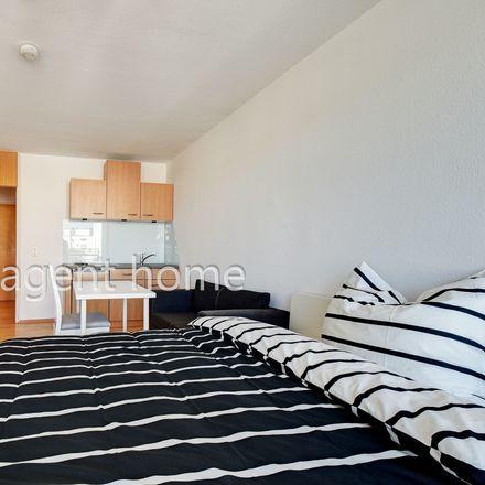 Rent this 1 bed apartment on ehemaliges Verwaltungsgericht Stuttgart in Augustenstraße 5, 70178 Stuttgart