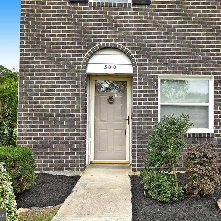 Rent this 2 bed townhouse on 300 Sweet Briar Court in Joppatowne, MD 21085