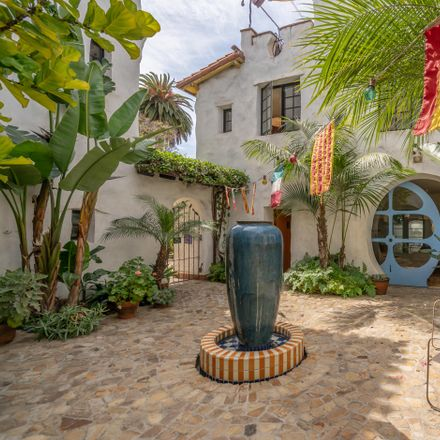 Rent this 2 bed townhouse on E Cota St in Santa Barbara, CA