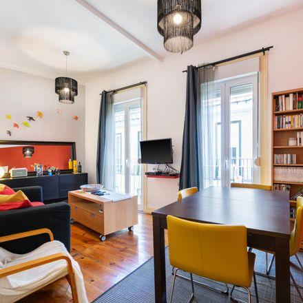 Rent this 2 bed apartment on Travessa de São Bernardino in 1150-137 Lisbon, Portugal