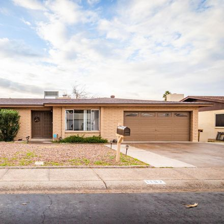 Rent this 4 bed house on 1157 West Dublin Street in Chandler, AZ 85224