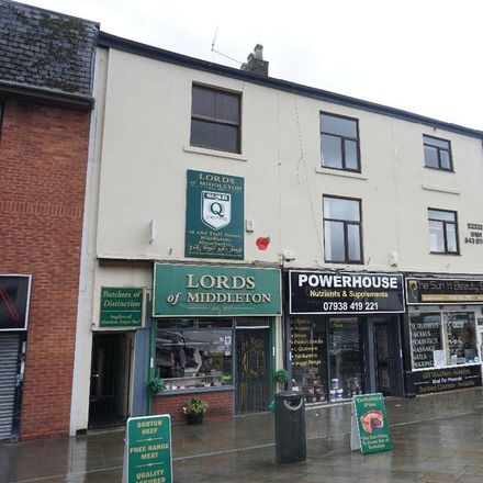 Rent this 1 bed apartment on Natwest in Long Street, Rochdale M24 1AJ