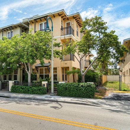 Rent this 3 bed townhouse on S Federal Hwy in Lake Worth, FL