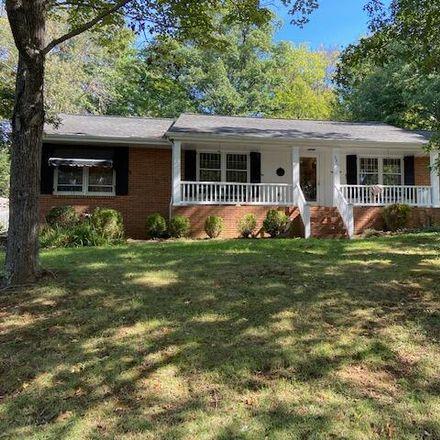 Rent this 3 bed house on N Garden Ln NW in Roanoke, VA