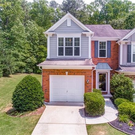 Rent this 3 bed townhouse on 101 Finsbury Lane in Woodstock, GA 30188