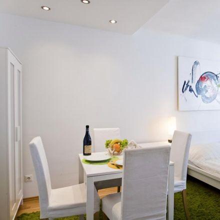 Rent this 1 bed apartment on Brandmayergasse 33 in 1050 Vienna, Austria