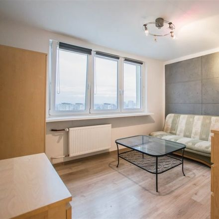 Rent this 1 bed apartment on Promienistych in 31-420 Krakow, Poland