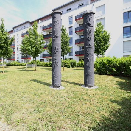 Rent this 2 bed apartment on Berliner Allee 8 in 64295 Darmstadt, Germany