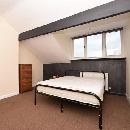 Rent this 3 bed house on Highbury Road in Leeds LS6 4EX, United Kingdom